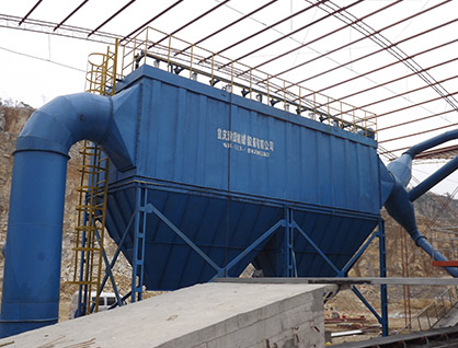 LPM96系列气箱脉冲袋式收尘器