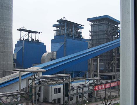 宜宾天原化工厂除尘系统
