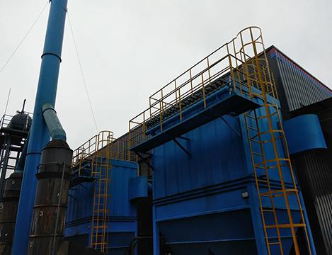 渝邦科技锅炉除尘系统