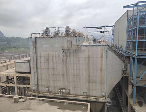 贵州大方电厂电除尘器检修工程