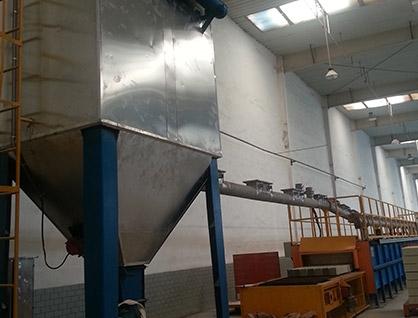 HMC-96不锈钢脉冲单机袋式除尘器