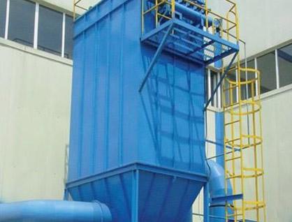 HMC-64脉冲单机袋式除尘器