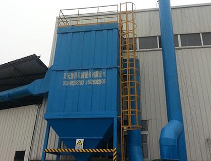 LPM32系列气箱脉冲袋式收尘器