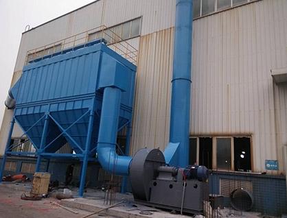 LPM系列气箱脉冲袋式收尘器