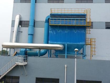 LPM气箱脉冲袋式除尘器