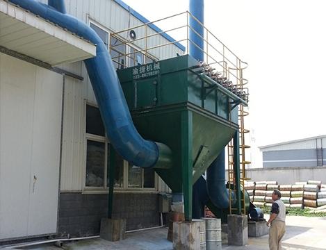 重庆天珠科技滤筒式除尘系统