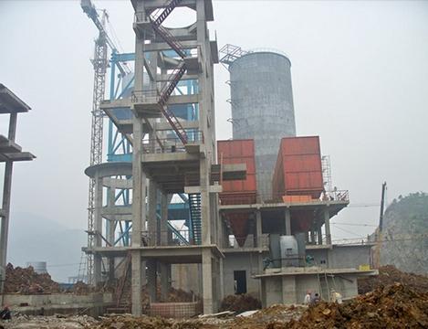 重庆江津水泥厂窑尾袋式除尘系统